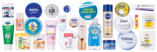 Bild:Stifftung Warentest: Mineralöle in Kosmetika