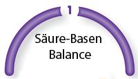 Bild:Schritt 1: Säure-Basen-Balance